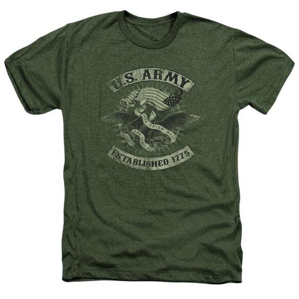 Army Union Eagle Adult Heather Military
