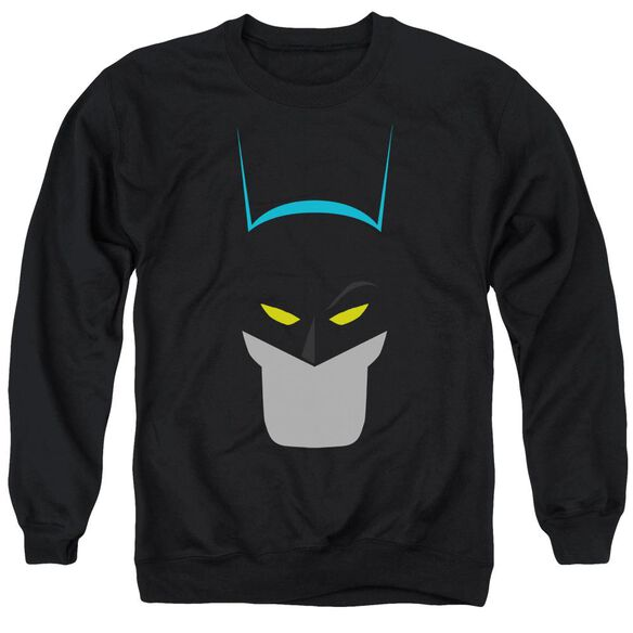 Batman Simplified Adult Crewneck Sweatshirt