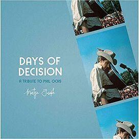 Martyn Joseph - Days Of Decision