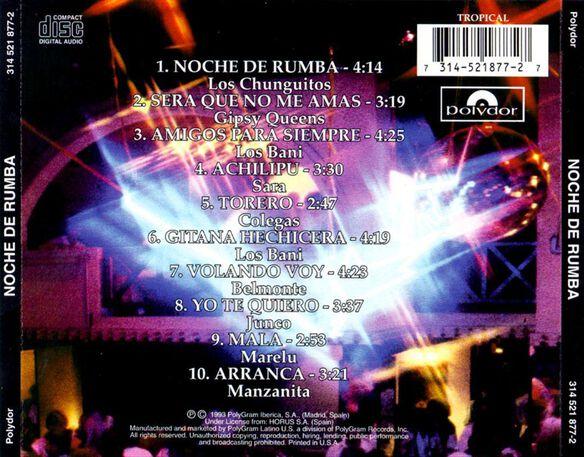 Noche De Rumba 0494