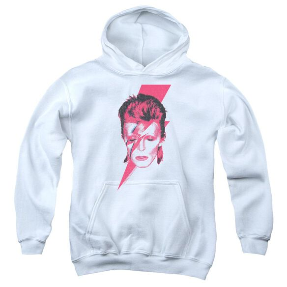 David Bowie Aladdin Sane Youth Pull Over Hoodie