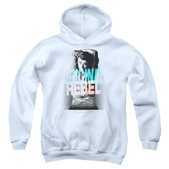 Dean Graphic Rebel Youth Pull Over Hoodie