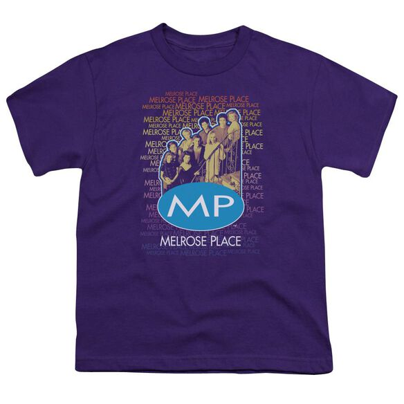 Melrose Place Melrose Place Short Sleeve Youth T-Shirt