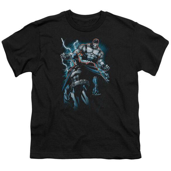 Batman Evil Rising Short Sleeve Youth T-Shirt