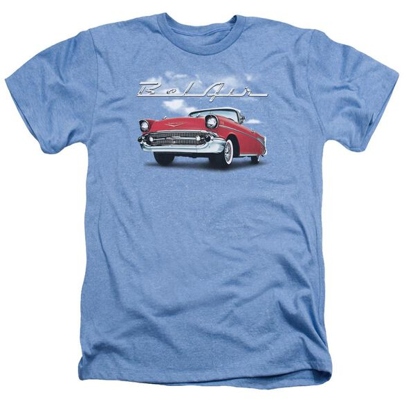 Chevrolet Bel Air Clouds Adult Heather Light