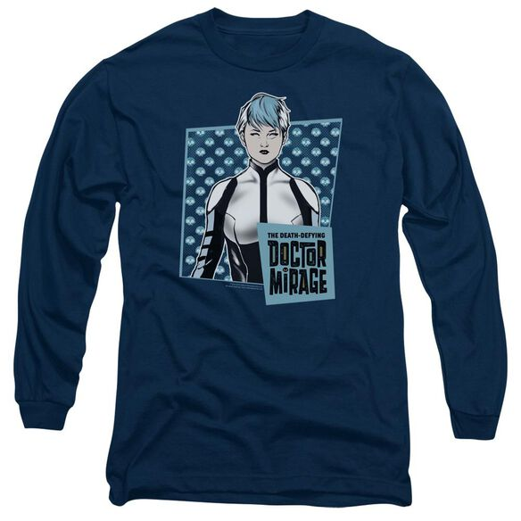 Doctor Mirage Good Doctor Long Sleeve Adult T-Shirt