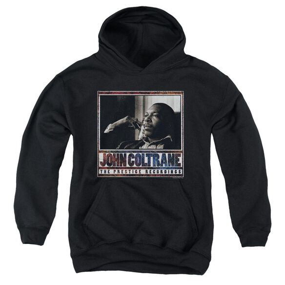 John Coltrane Prestige Recordings Youth Pull Over Hoodie