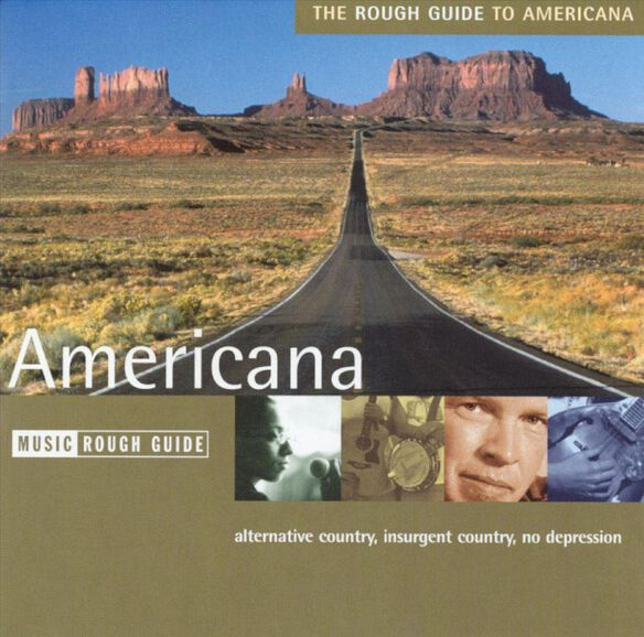The Rough Guide To Americ