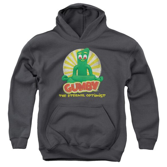 Gumby Optimist Youth Pull Over Hoodie