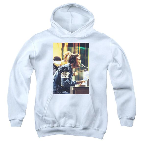 John Lennon Peace Youth Pull Over Hoodie