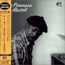 Tommy Flanagan - Tokyo Recital