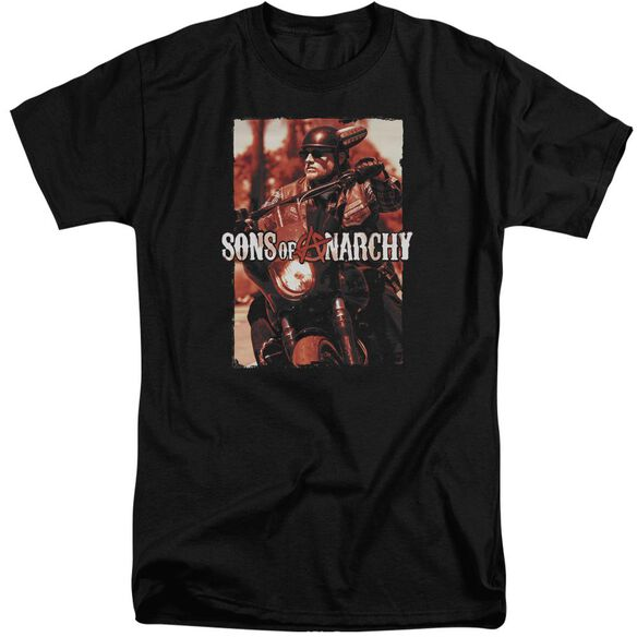 Sons Of Anarchy Code Red Short Sleeve Adult Tall T-Shirt