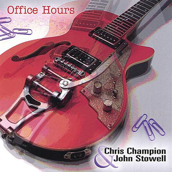 John Stowell - Office Hours