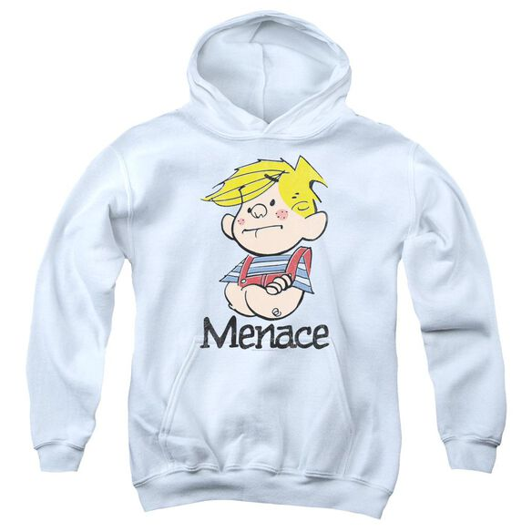 Dennis The Menace Menace Youth Pull Over Hoodie