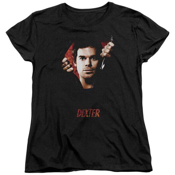 Dexter Body Bad Short Sleeve Womens Tee T-Shirt