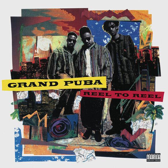 Grand Puba - Reel To Reel