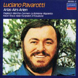 Luciano Pavarotti - Favorite Tenor Arias
