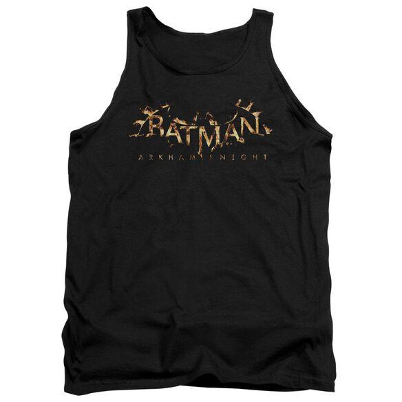 Batman Arkham Knight Ak Flame Logo Adult Tank