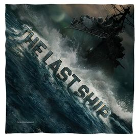 Last Ship Out To Sea Bandana White