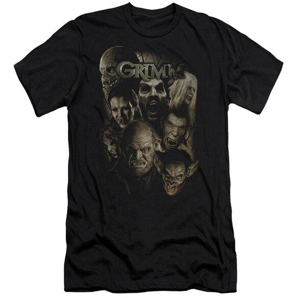 Grimm Wesen Short Sleeve Adult T-Shirt