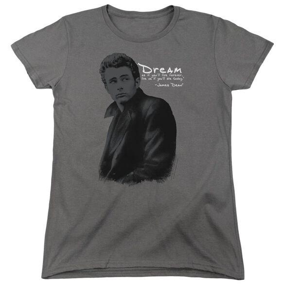 Dean Trench Short Sleeve Womens Tee T-Shirt