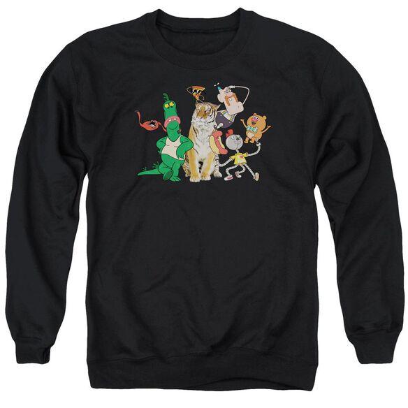 Uncle Grandpa Group Adult Crewneck Sweatshirt