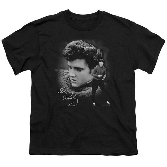 Elvis Sweater Short Sleeve Youth T-Shirt