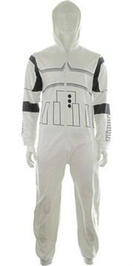 Star Wars Stormtrooper Hooded Union Suit
