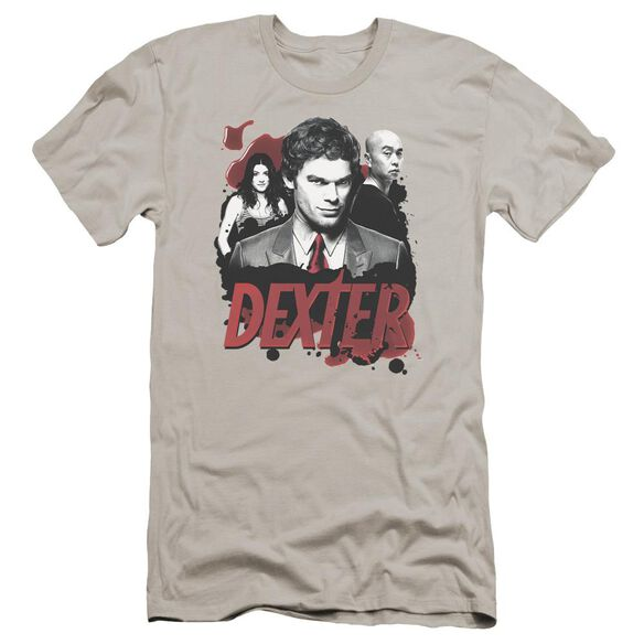 Dexter Bloody Trio Premuim Canvas Adult Slim Fit