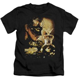 Mirrormask Trapped Short Sleeve Juvenile Black T-Shirt