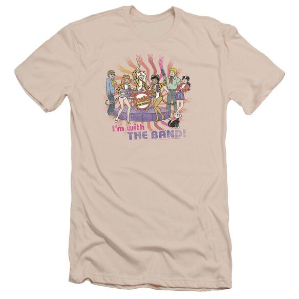 Archie Comics With The Band Short Sleeve Adult T-Shirt
