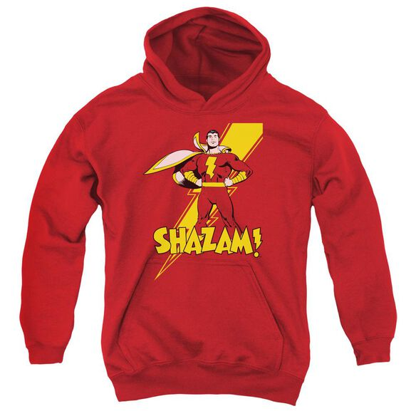 Dc Shazam! Youth Pull Over Hoodie
