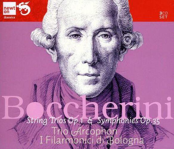 String Trios & Symphonies