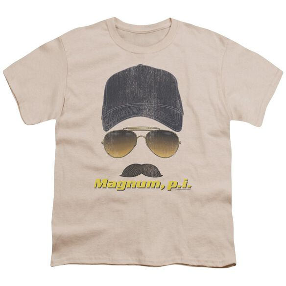 Magnum Pi Geared Up Short Sleeve Youth T-Shirt