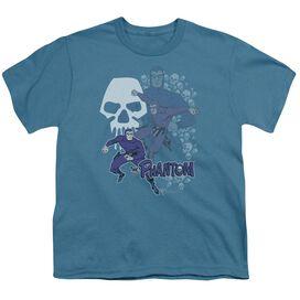 Phantom Skulls Short Sleeve Youth T-Shirt