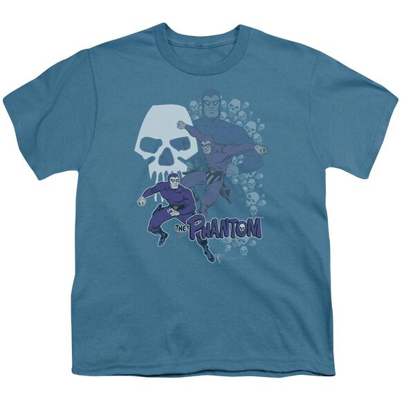 Phantom Skulls Short Sleeve Youth T-Shirt