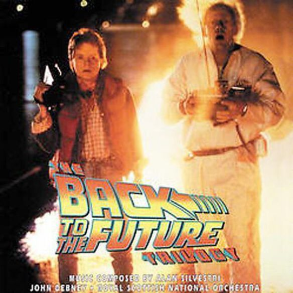 Back To Future Trilogy / O.S.T.