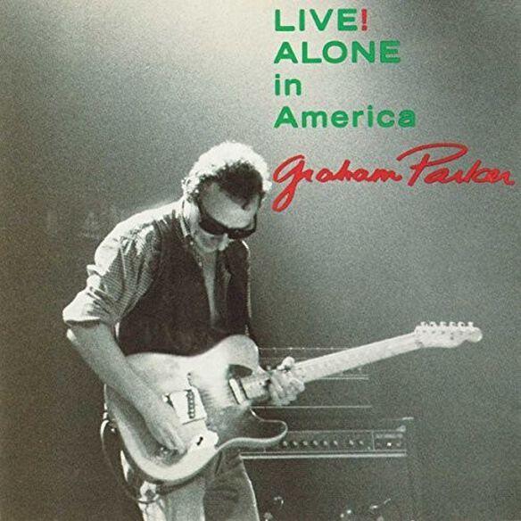 Graham Parker - Live! Alone In America