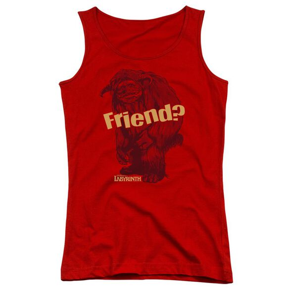 Labyrinth Ludo Friend Juniors Tank Top
