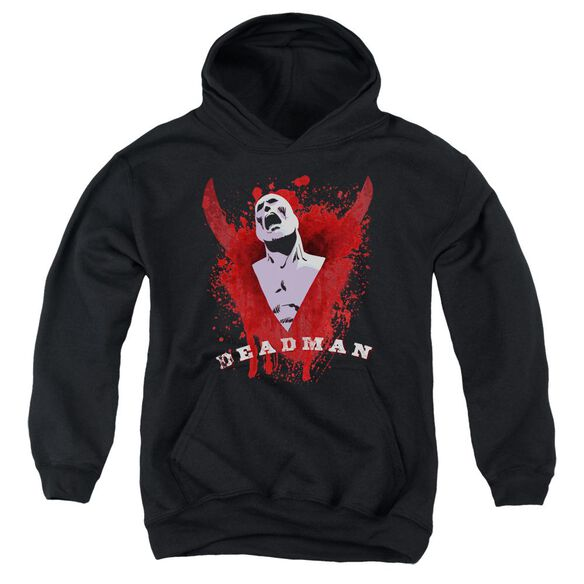 Jla Possession Youth Pull Over Hoodie