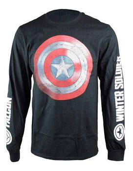 Marvel Falcon and the Winter Soldier Long Sleeve T-Shirt