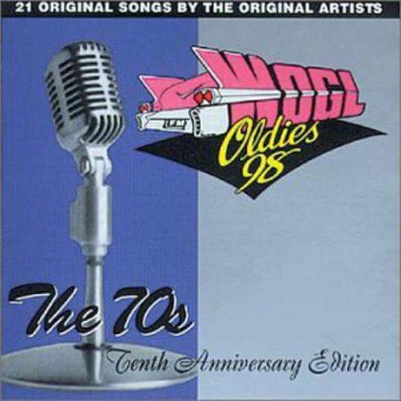 Wogl 10 Th Anniversary 3: Best Of 70's / Various