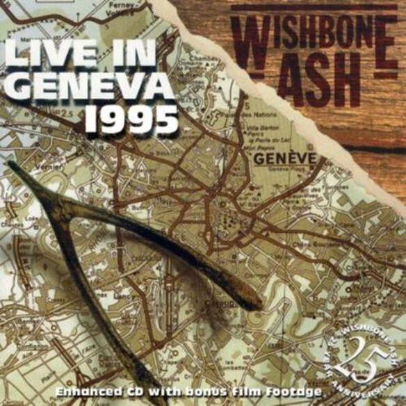 Live In Geneva 1995 (Bonus Track)