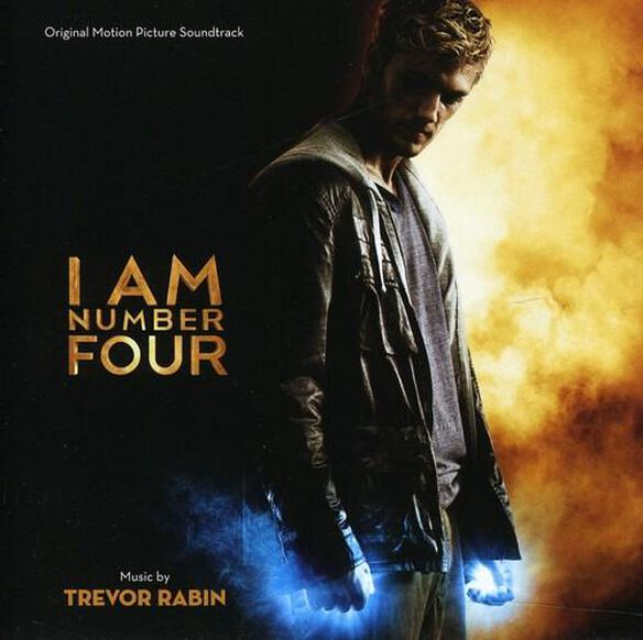 I Am Number Four / O.S.T.