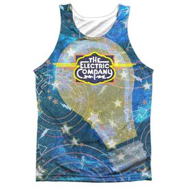 Electric Company Electrifying Adult Poly Tank Top