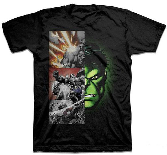 Hulk Split Tee-Shirt