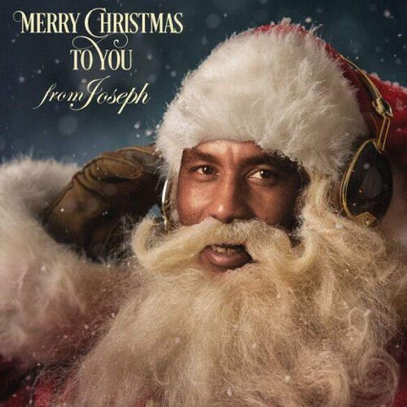 Joseph Washington Jr - Merry Christmas To You