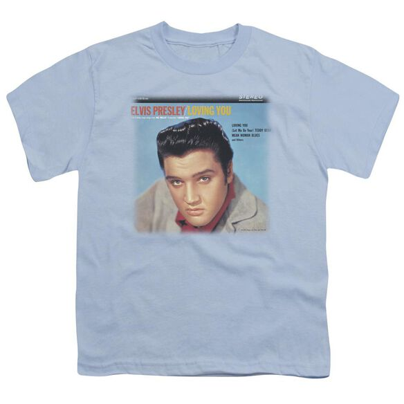 Elvis Loving You Soundtrack Short Sleeve Youth Carolina T-Shirt