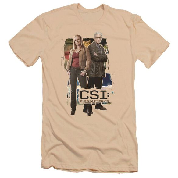 Csi Back To Back Premuim Canvas Adult Slim Fit