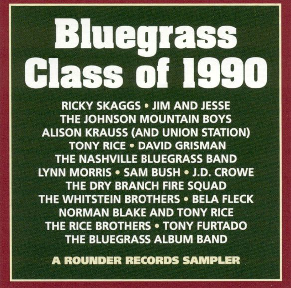 Bluegrass Class Of 893